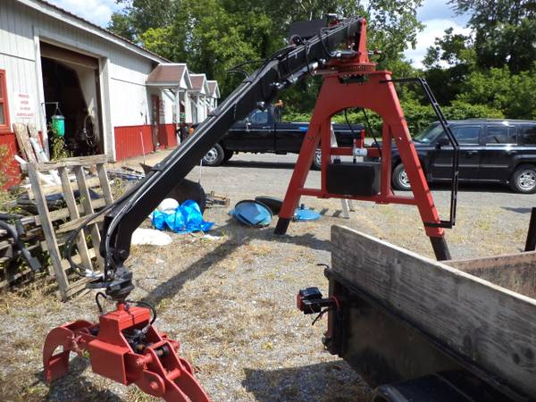 Used Trucks Near Me >> Log loader with grapple